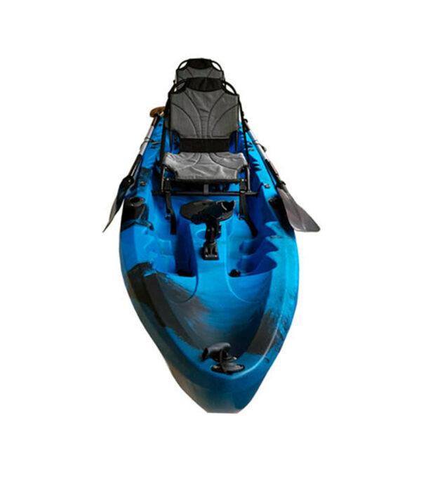 Ocean II black/blue