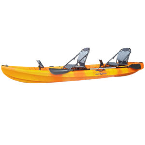 Ocean 11 Yellow Orange