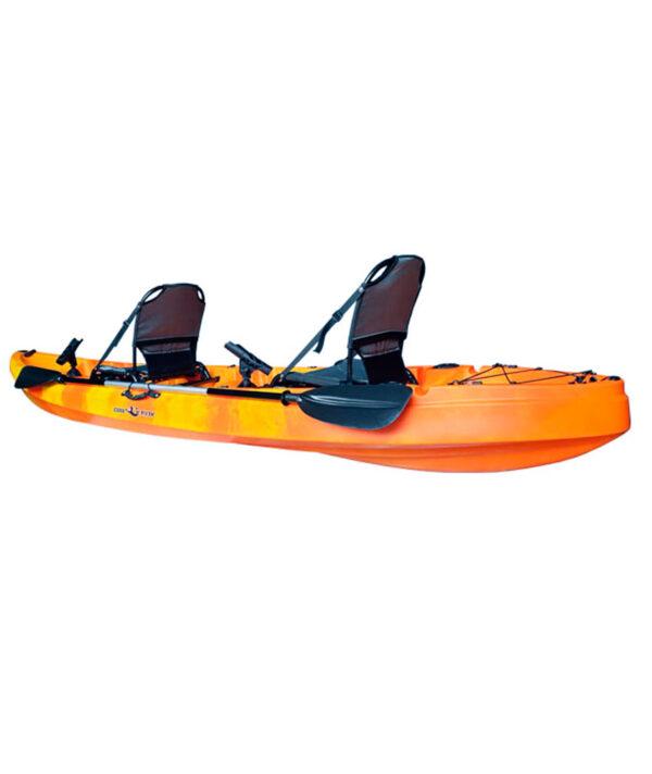 Ocean II Yellow Orange